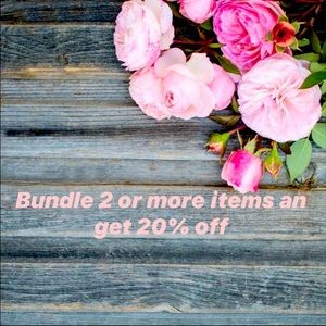 🌸2+ for 20% off🌸